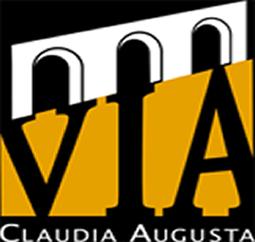 Logo Via Claudia Agusta Altinate